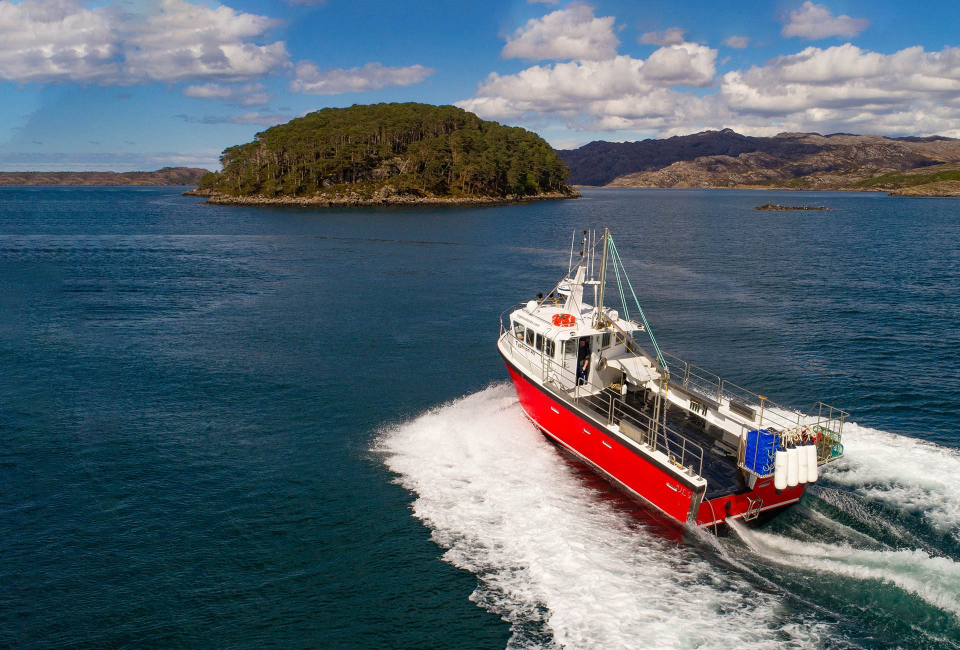 Fishing, Coastal and other Specialist Vessels Insurance